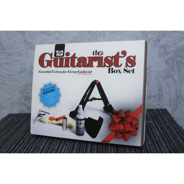 TGI Gift Pack for Guitarists