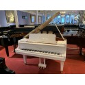 Kawai GL10 Grand Piano in White Polyester