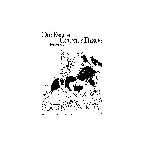 Old Enligh Country Dances - Whitehead, Percy