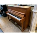 Wilhelm Schimmel W114T in Light Walnut Satin