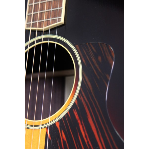 The Thirty Eight Advanced Jumbo Acoustic Guitar