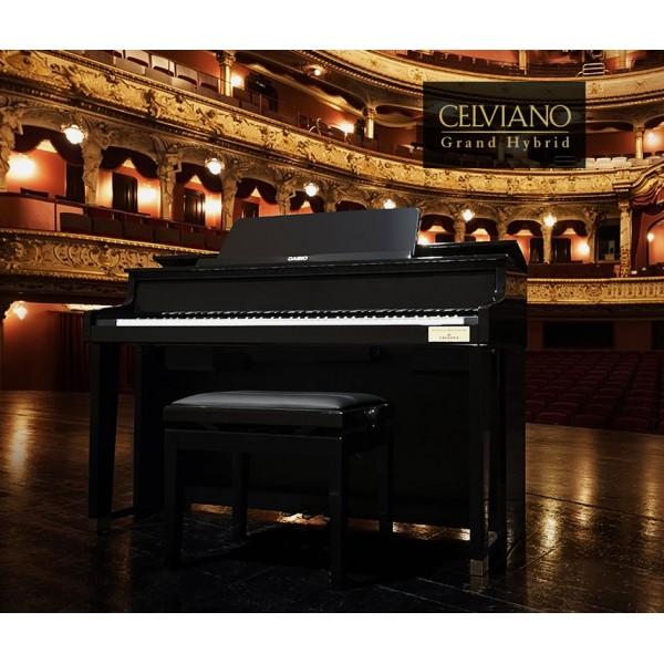 Casio Grand Hybrid GP-510 Digital Piano
