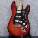 Fender Player Plus Top Cherry Burst Stratocaster