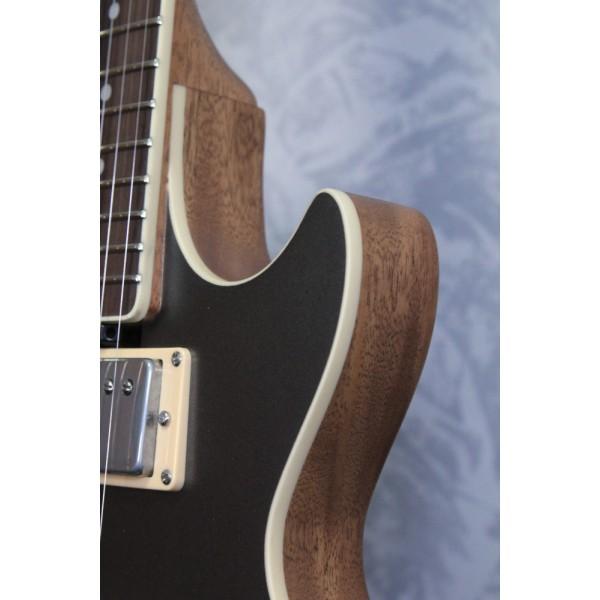 Gordon Smith GS Export Deluxe Viking Silver