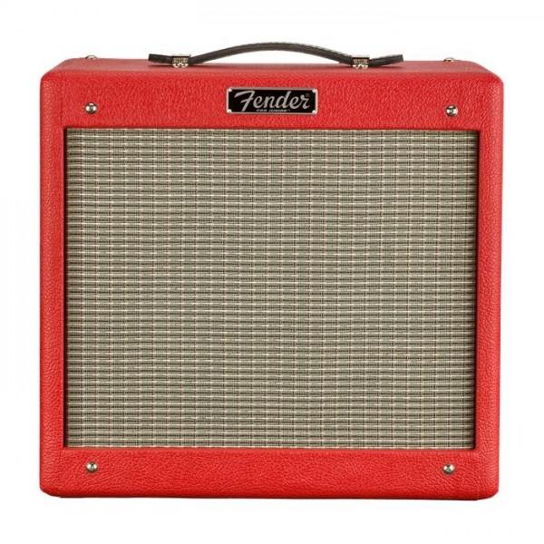 Fender FSR Pro Junior British Red Amplifier