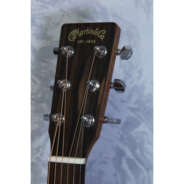 Martin D-X2E Macassar Burst Acoustic Guitar