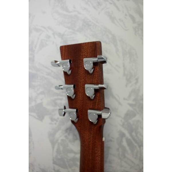 Martin GPC-X2E Macassar Acoustic Guitar