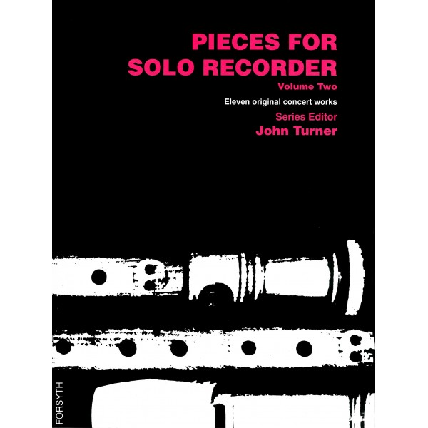 Vol.2 Pieces for Solo Recorder - Various