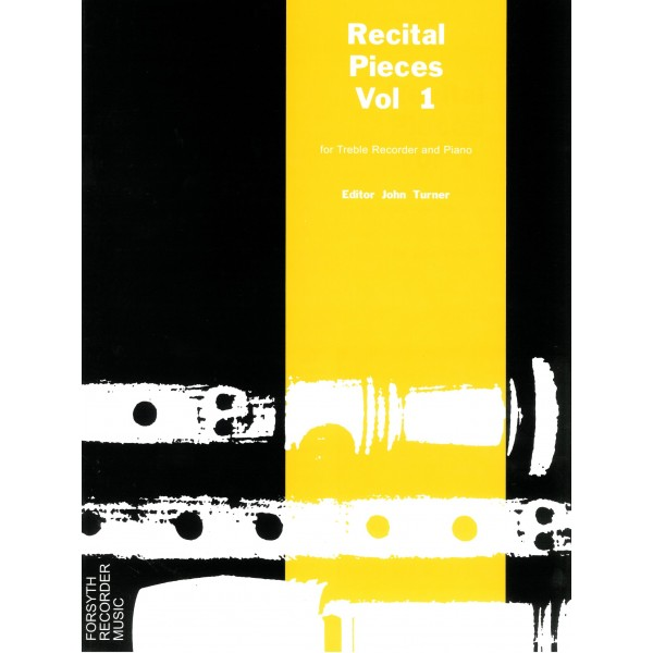 Recital Pieces Vol.1 - Various
