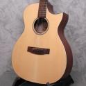 Aria 101CE Cutaway Acoustic Guitar Matte Natural