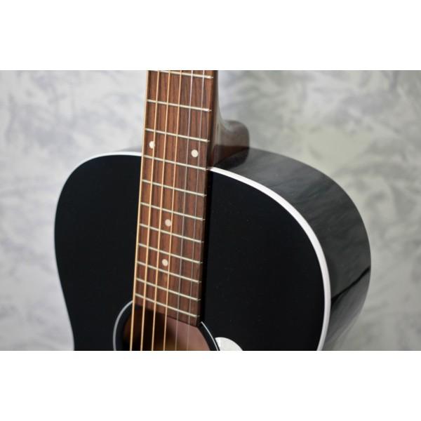 Art and Lutherie Roadhouse Q-Discrete Parlour Indigo Burst Acoustic Guitar