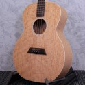 Ashbury AT-40 Flamed Oak Tenor Guitar