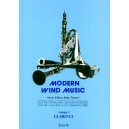 Modern Wind Series - Clarinet - Various