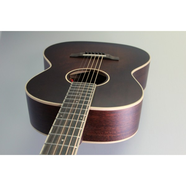 Auden Special Neo Julia Tobacco Burst Acoustic Guitar
