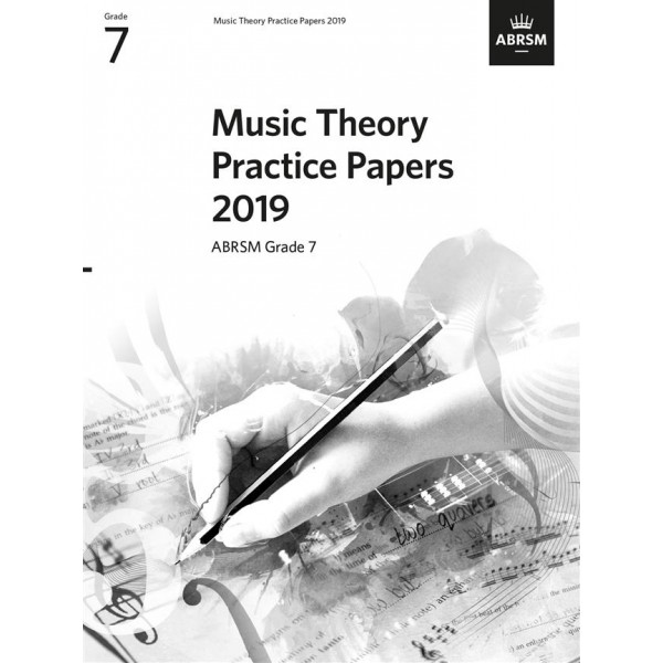 ABRSM Music Theory Past Papers 2016 - Grade 7 (Seven)