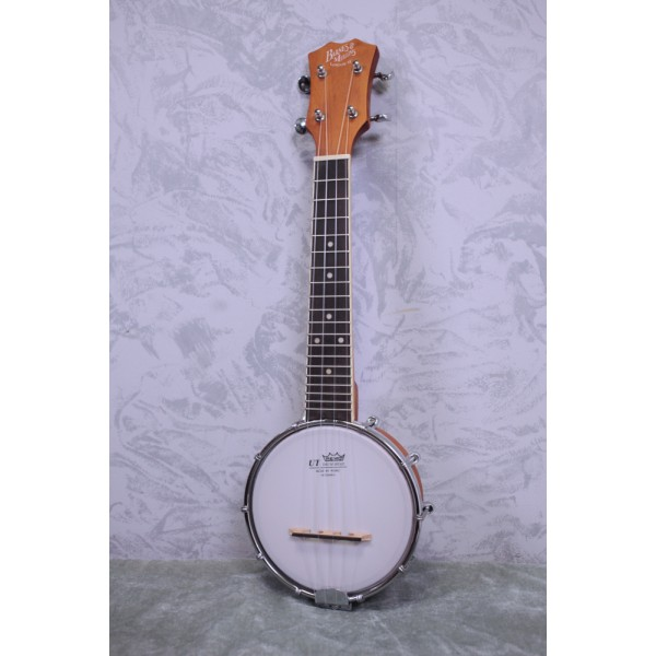 Barnes and Mullins UBJ2 Open Back Banjo Ukulele