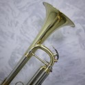 Besson New Standard 110 Clear Lacquer Student Trumpet