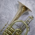 Besson Sovereign 928G Clear Laquer Cornet
