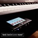 Schimmel TwinTone™ silent system