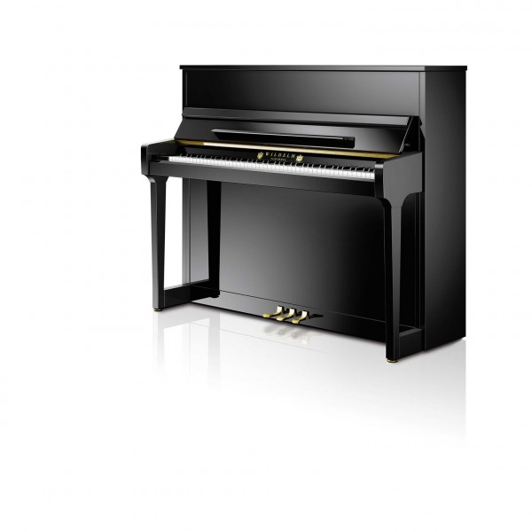 Wilhelm Schimmel W118TT TwinTone™ 'Silent' Upright Piano