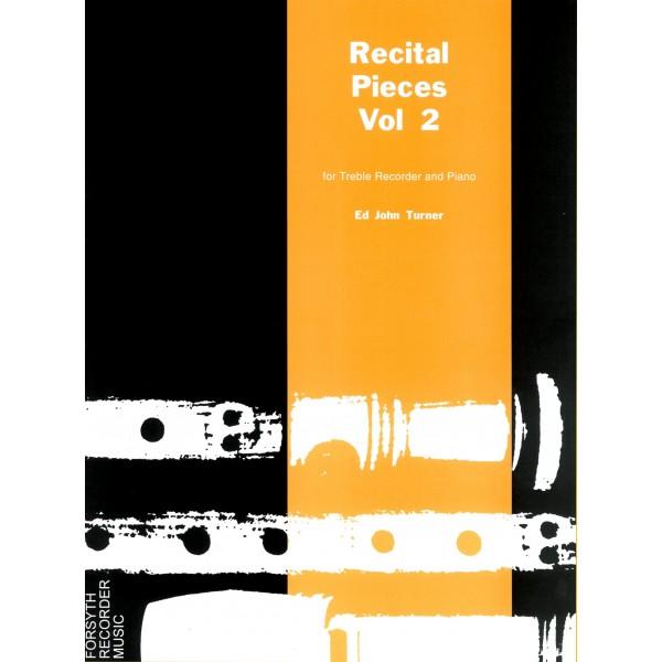 Recital Pieces Vol.2 - Various