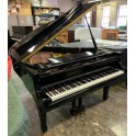 On rental - Pre-owned Opus 157 Grand Piano in Black Polyester