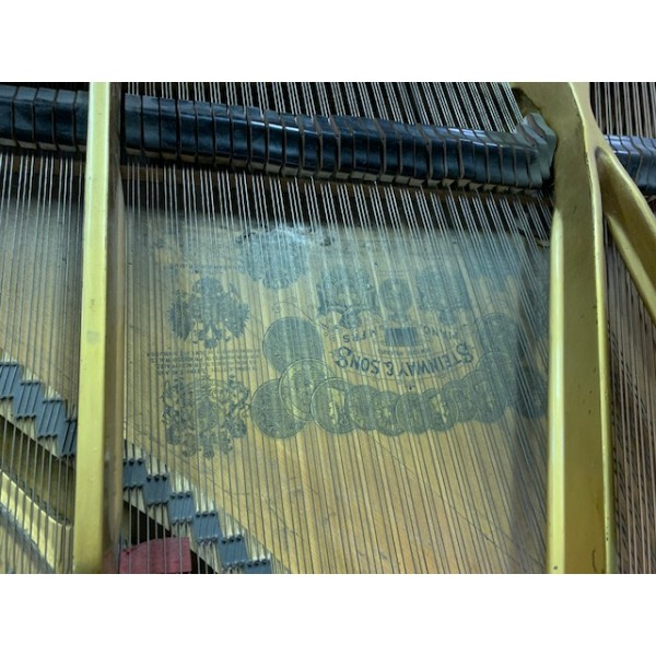 Fully Rebuilt Steinway Model A Grand Piano in Rosewood Polish