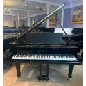 Fully rebuilt Steinway Model O Grand Piano in Black Polyester
