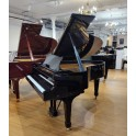 SOLD: Fully rebuilt Steinway Model O Grand Piano in Black Polyester
