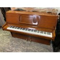 Pre-owned Challen 988 upright piano in mahogany polish