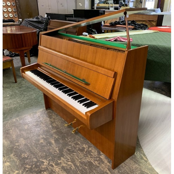 Pre-owned Steinway Model Z in Mahogany Polish