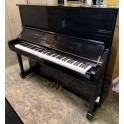 Pre-owned Yamaha U3S in black polyster