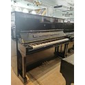 On rental - Pre-owned Yamaha U3S in black polyester