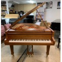 Wilhelm-Schimmel W180T Grand Piano in Light Walnut Satin