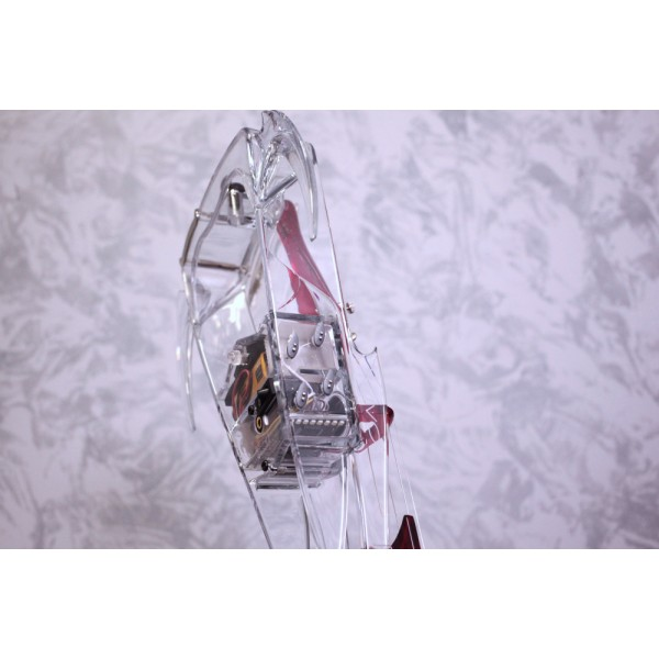 Ted Brewer Vivo 2 Red Electric Violin