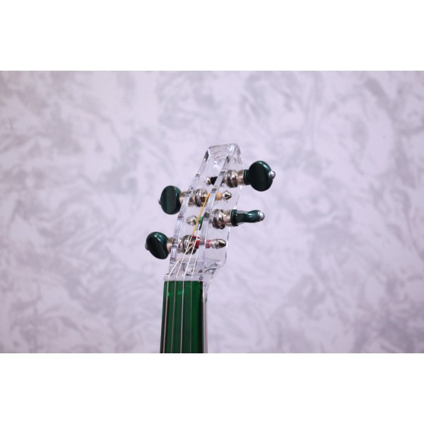 Ted Brewer Vivo 2 Green Electric Violin