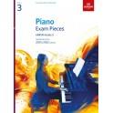 ABRSM Piano Exam Pieces 2021 & 2022, Grade 3 (Three)