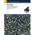 Reinagle, Alexander 24 Short and Easy Pieces, Op.1