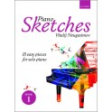 Neugasimov, Vitalij Piano Sketches Book 1