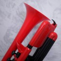 pBone pCornet Plastic Cornet Red