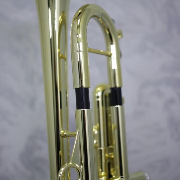 pBone HyTech Plastic Trumpet Gold