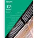 Trinity Piano Exam Pieces Plus Exercises 2021-2023, Grade 2 (Two)