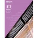 Trinity Piano Exam Pieces Plus Exercises 2021-2023, Grade 3 (Three)