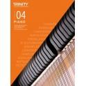 Trinity Piano Exam Pieces Plus Exercises 2021-2023, Grade 4 (Four)
