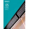 Trinity Piano Exam Pieces Plus Exercises 2021-2023, Grade 5 (Five)