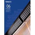 Trinity Piano Exam Pieces Plus Exercises 2021-2023, Grade 6 (Six)
