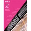 Trinity Piano Exam Pieces Plus Exercises 2021-2023, Grade 7 (Seven)