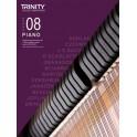 Trinity Piano Exam Pieces Plus Exercises 2021-2023, Grade 8 (Eight)