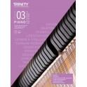 Trinity Piano Exam Pieces Plus Exercises 2021-2023, Grade 3 (Three), Extended Edition
