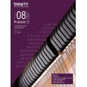 Trinity Piano Exam Pieces Plus Exercises 2021-2023, Grade 8 (Eight), Extended Edition